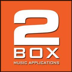 2Box Logo - Colour